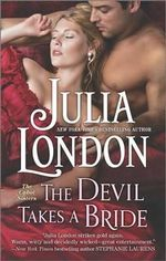 The Devil Takes a  Bride : Cabot Stepsisters - Julia London