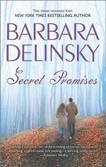 Secret Promises : Crossed HeartsThreats and Promises - Barbara Delinsky