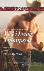 I Cross My Heart - Vicki Lewis Thompson