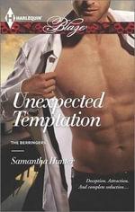 Unexpected Temptation : Harlequin Blaze - Samantha Hunter