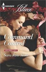 Command Control - Sara Jane Stone