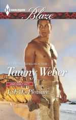 A Seal's Pleasure : Harlequin Blaze Series : Number 843 - Tawny Weber