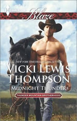 Midnight Thunder : Harlequin Blaze - Vicki Lewis Thompson
