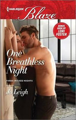 One Breathless Night : Three Wicked Nights - Jo Leigh