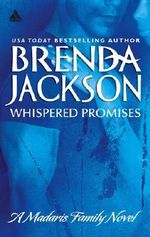 Whispered Promises : Arabesque - Brenda Jackson