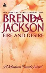 Fire and Desire : Arabesque - Brenda Jackson