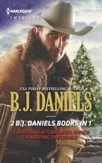 Christmas at Cardwell Ranch & Keeping Christmas : Harlequin Intrigue - B J Daniels