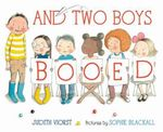 And Two Boys Booed - Judith Viorst