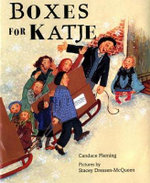 Boxes for Katje (HC) - Candace Fleming