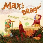 Max's Dragon : Isasc Newton - Kate Banks
