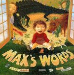 Max's Words - Kate Banks