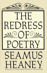 The Redress of Poetry - Seamus Heaney