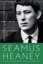 Selected Poems 1966-1987 - Seamus Heaney