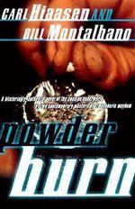 Powder Burn : Vintage Crime/Black Lizard - Carl Hiaasen