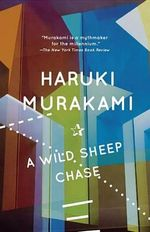 A Wild Sheep Chase : Vintage International (Paperback) - Haruki Murakami