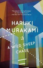 A Wild Sheep Chase : Vintage International (Paperback) - Haruki Murakami