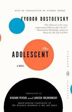 The Adolescent - F. M. Dostoevsky