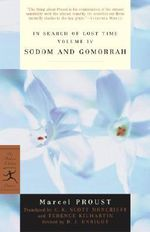 In Search of Lost Time : Sodom and Gomorrah v. 4 - Marcel Proust