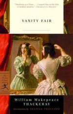 Vanity Fair (Modern Library Edition) :  A Novel without a Hero - William Makepeace Thackeray