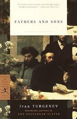 Fathers and Sons : Modern Library Classics Ser. - Ivan Turgenev