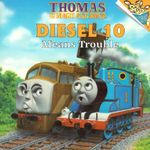 Diesel 10 Means Trouble : Means Trouble - Richard Courtney