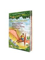 Magic Tree House Boxed Set : Magic Tree House Series : Book 1 - 4 - Mary Pope Osborne