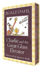 Charlie and the Chocolate Factory/Charlie and the Great Glass Elevator Boxed Set - Roald Dahl