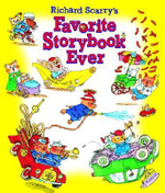 Richard Scarry's Favourite Storyboo : Picture Book - Richard Scarry