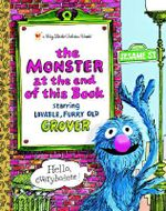 The Monster at the End of This Book : Sesame Street - Jon Stone