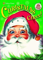 Christmas Cheer! Jumbo Colouring B - Golden Books