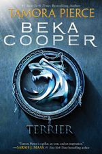 Terrier : Beka Cooper Series : Book 1 - Tamora Pierce