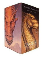 The Inheritance Cycle (3-Book Hardcover Boxed Set) : Eragon / Eldest / Brisingr - Christopher Paolini