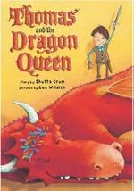 Thomas and the Dragon Queen - Shutta Crum