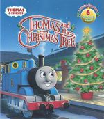 Thomas and the Christmas Tree (Thomas & Friends) : Lift-The-Flap - Golden Books