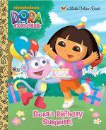 Dora's Birthday Surprise! : Dora the Explorer - Molly Reisner