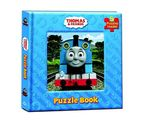Thomas & Friends Puzzle Book - Britt Allcroft