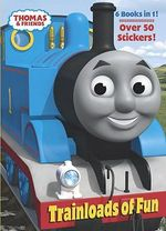Trainloads of Fun - Britt Allcroft