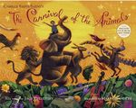 The Carnival of the Animals : 1 x Hardcover Book plus CD - Jack Prelutsky