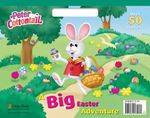 A Big Easter Adventure : Big Coloring Book - Golden Books