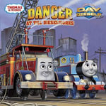 Danger at the Dieselworks : Thomas & Friends (8x8) - Reverend Wilbert Vere Awdry