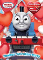 Thomas' Valentine Party : Thomas & Friends (Paperback) - Jim Durk