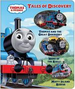 Tales of Discovery : Thomas & Friends (Board Books) - Tommy Stubbs