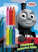 Thomas' Colorful Ride - Britt Allcroft