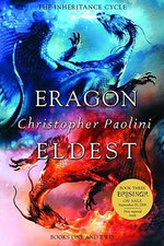 Eragon/Eldest - Christopher Paolini