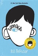 Wonder - R J Palacio