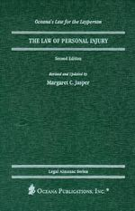 The Law of Personal Injury : Science, Law and the Possibility of Justice - Margaret C. Jasper