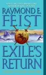 Exile's Return : Conclave of Shadows Series : Book 3 - USA Edition - Raymond E. Feist