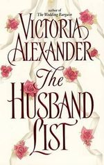 The Husband List : Effington Family Series : Book 2 - Victoria Alexander