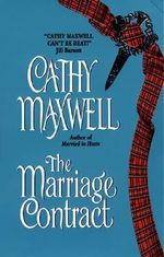The Marriage Contract - Cathy Maxwell
