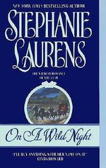 On a Wild Night : Cynster Novels - Stephanie Laurens